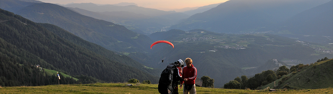 Dolomiten / Südtirol - Höhenflugkurs
