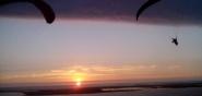 Sunset Dune du Pyla - Dorothee Klein (Platz 5 Fotowettbewerb 2014)