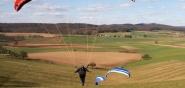 Ronneburg Paragliding angrenzend Rhein-Main-Gebiet
