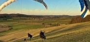 Paragliding Ronneburg Frankfurt