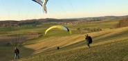 Paragliding Grundkurs Ronneburg Frankfurt