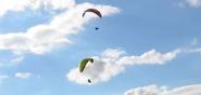 Paragliding Ronneburg