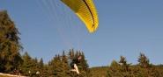 Abhebephase im Höhenflugkurs Nauders Südtirol